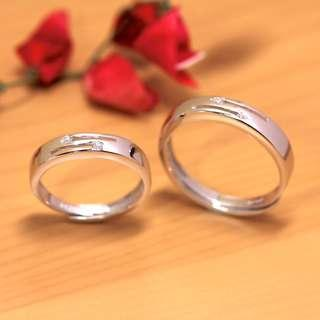 🚚 [Christmas Sales]Arrow diamond ring, 925 silver with white gold plated, Wedding band, Couple rings, Free size, WB003