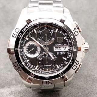Tag Heuer 45mm Aquaracer Auto Men's Watch