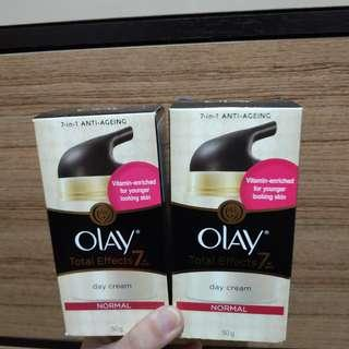 Olay total effect 100rb/pcs new