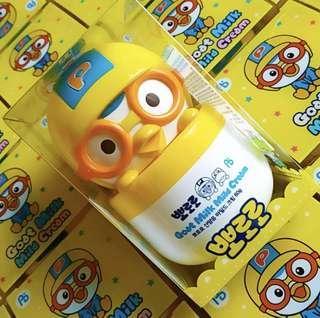 韓國進口 PORORO 寶露露兒童羊奶面霜 GOAT 🐐🐐MILK 🥛🥛 MILD CREAM 60g (2018年版)