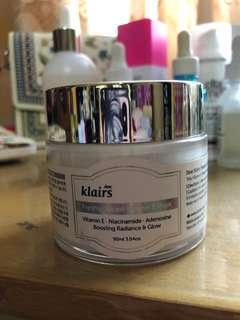 Klairs Freshly Juiced Vitamin E Mask