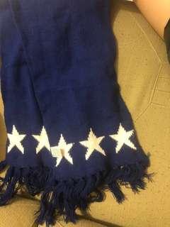Star 星星 scarf