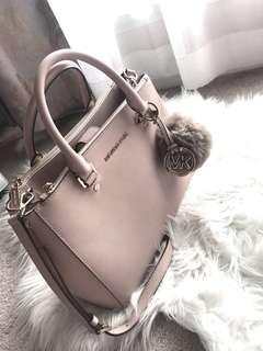 Authentic Michael kors baby pale pink size ML