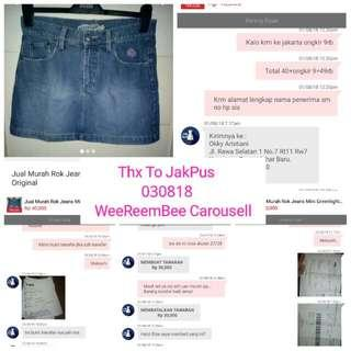 """Trusted/ Testimony WeeReemBee Carousell Thx to JakPus 030818"""