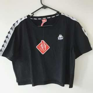 Kappa BNWT crop top