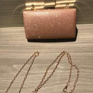 🚚 Lady clutch ( open for trade )