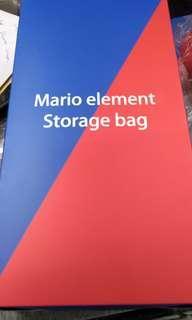 Mario Element Storage Bag for Nintendo Switch