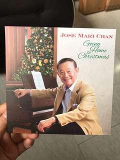 Jose Marie Chan Christmas CD