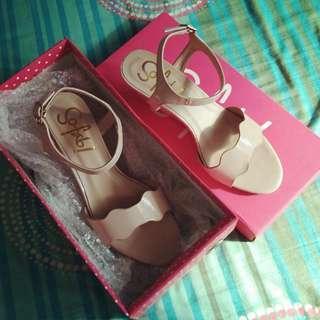 SOFAB Wedge Sandals