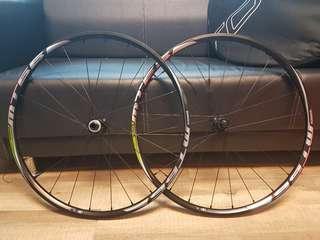 26 wheelset Shimano MT66