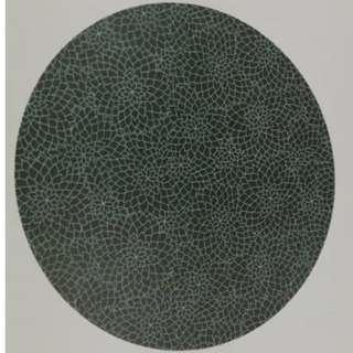 Hand Tufted Round Shape Rug / Carpet