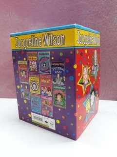 💜JACQUELINE WILSON'S BOOK SERIES