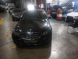 Mercedes Benz AvanteGarde E250