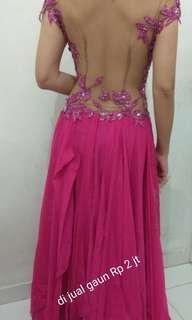 Gaun pesta design by emmy'ss