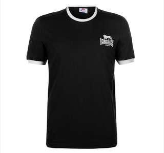 Lnsdale Ring Tshirt Black