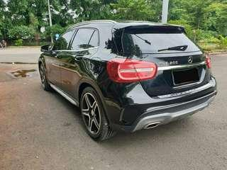 Mercy GLA200 AMG Sport Th 2015 Black