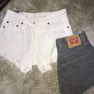 🚚 levi's shorts