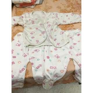 Pink pyjamas 3 pair