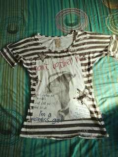 Losk Bershka Shirt