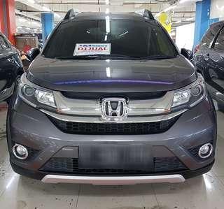 Honda BRV E CVT tahun 2017