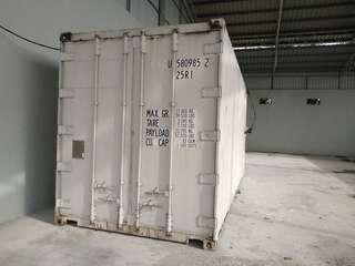 Cold Room Container Used Murah