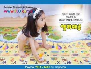 Yelly Mat Interactive Sound Play mat
