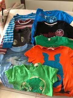 Boy shirt in bundle