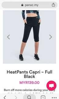 Panaz heat pants sweat booster