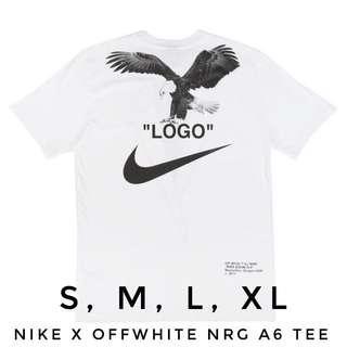 Offwhite x Nike Tee