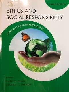 Ethics and Social Responsibility: Asian & Western Perspectives