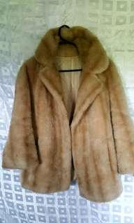 Barmink Luxury fur coat