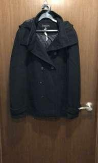 Twenty One Men's Pea Coat