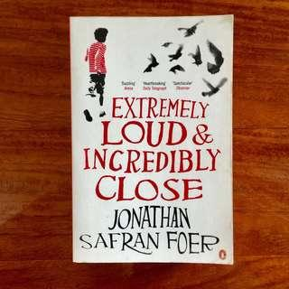 🇬🇧Book: Extremely Loud & Incredibly Close