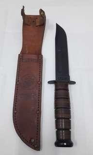$250 Authentic US Marine Ka-bar Knife