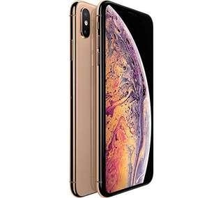 Selling iPhone XS Max 512gb Gold sealed box