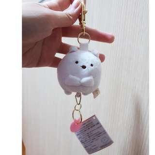 🚚 Shirokuma Sumikko Gurashi Key Ring