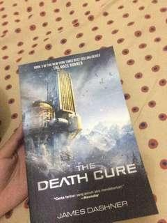 Novel The Death Cure
