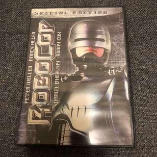 機器戰警 Robo Cop 台版中文三區DVD