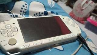 Sony PSP 2006 white no box