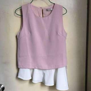 [全新]粉紅色背心