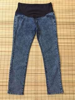 Maternity jeans 37-38 inches hipline