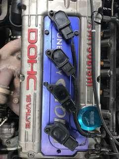 4G67 vr4 bolt on turbo