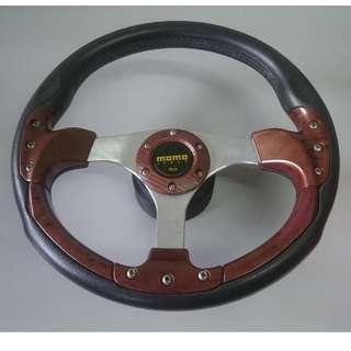MOMO Sport Steering Wheel