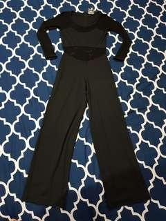 Coco Mesh Jumpsuit