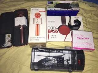 TAKE ALL(ALL B.NEW)WITH 2 FREE ITEMS!