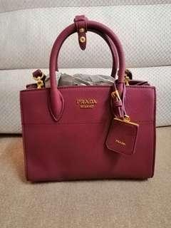 New Prada Inspired Shoulder Bag