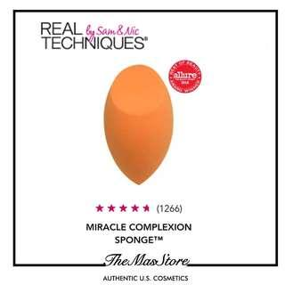 🚚 REAL TECHNIQUES MIRACLE SPONGES