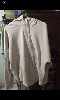 Pull & Bear Ripped Hoodie {REPRICE}