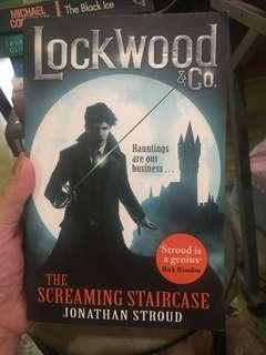 Lockwood & Co - The Screaming Staircase