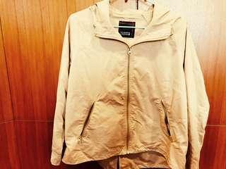 🚚 日本設計 淺色焦糖外套